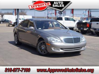 Used 2009 Mercedes-Benz S550