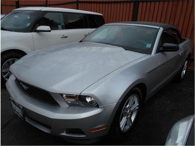 Used 2012 Ford Mustang