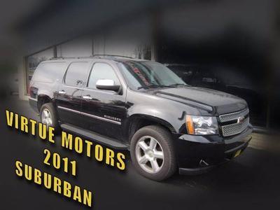 Used 2011 Chevrolet Suburban 1500 LTZ