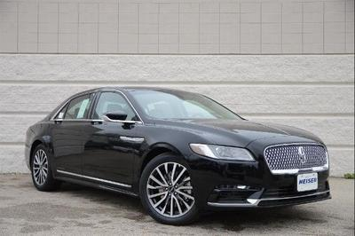 New 2017 Lincoln Continental Select