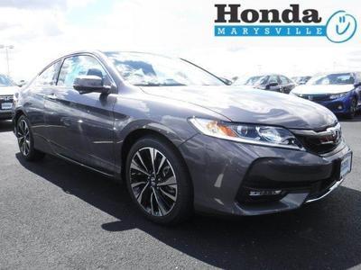 New 2017 Honda Accord EX-L w/Navigation & Honda Sensing