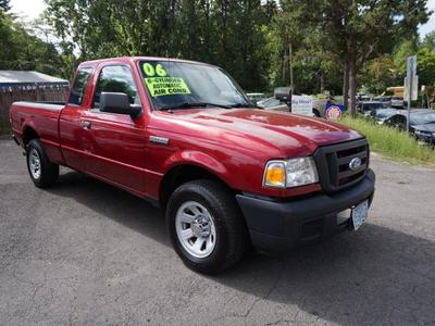 Used 2006 Ford Ranger XLT
