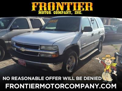 Used 2003 Chevrolet Tahoe