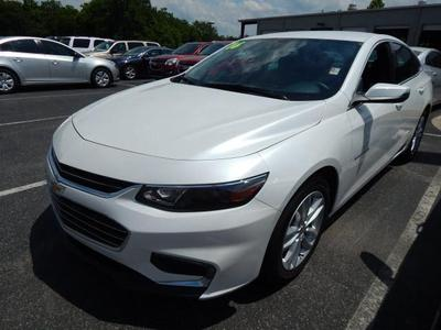 Used 2016 Chevrolet Malibu 1LT