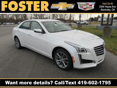 2017 Cadillac CTS 2.0L Turbo Luxury