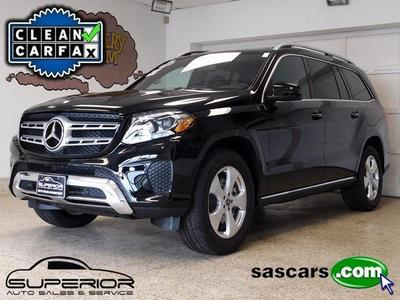 Used 2017 Mercedes-Benz GLS 450 Base 4MATIC