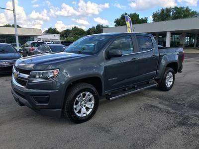 Used 2015 Chevrolet Colorado WT