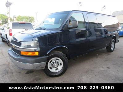Used 2011 Chevrolet Express 3500 LT