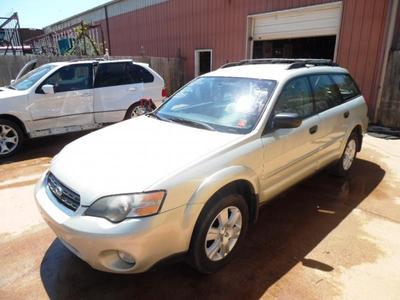 Used 2005 Subaru Outback 2.5i