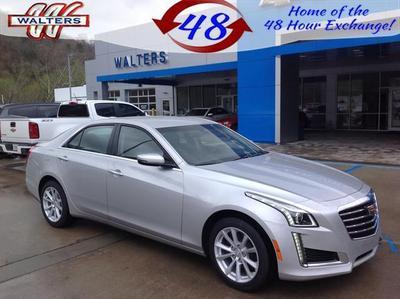 New 2017 Cadillac CTS 2.0L Turbo