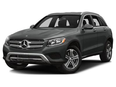 New 2018 Mercedes-Benz GLC 300 Base 4MATIC