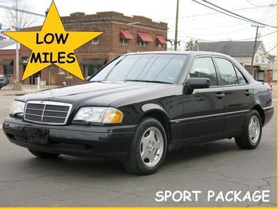 Used 1997 Mercedes-Benz  C280