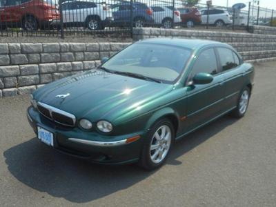 2005 Jaguar X-Type 2.5