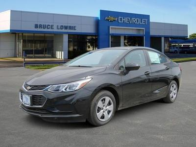 New 2018 Chevrolet Cruze LS Automatic