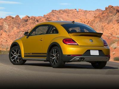 Used 2016 Volkswagen Beetle 1.8T Dune