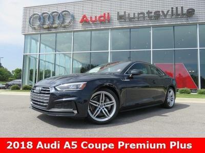 New 2018 Audi A5 2.0T Premium Plus quattro