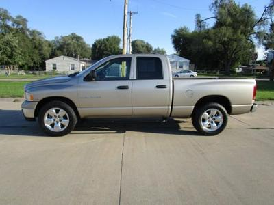 Used 2004 Dodge Ram 1500 ST Quad Cab