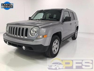 Used 2016 Jeep Patriot Sport