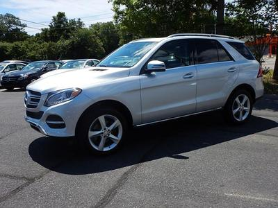 New 2016 Mercedes-Benz GLE 350