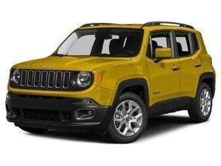 New 2017 Jeep Renegade Latitude