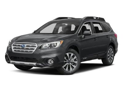 New 2017 Subaru Outback Limited