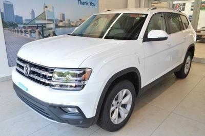 New 2018 Volkswagen Atlas 3.6 SE
