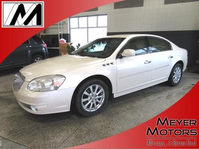 Used 2010 Buick Lucerne CXL