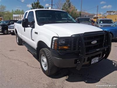 Used 2007 Ford F-250 Super Duty