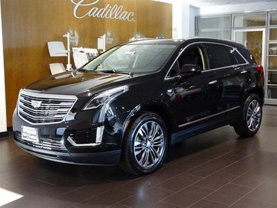 New 2017 Cadillac XT5 Premium Luxury FWD