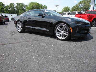 Used 2016 Chevrolet Camaro 2LT