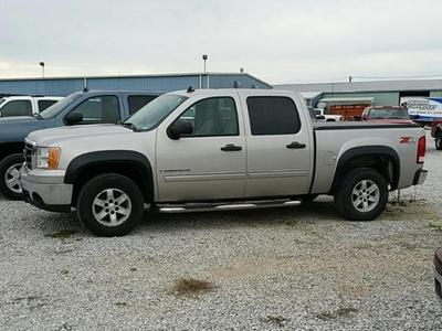 Used 2008 GMC Sierra 1500 SLE