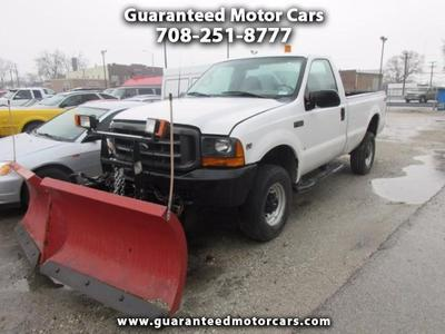 Used 2001 Ford F-350 XL