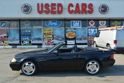 Used 1995 Mercedes-Benz SL500 Roadster