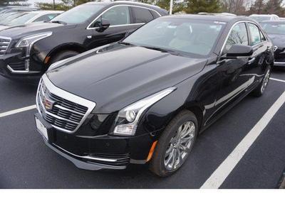 New 2017 Cadillac ATS Luxury AWD
