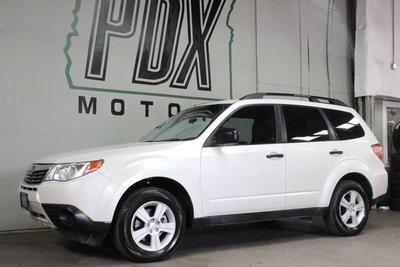 Used 2010 Subaru Forester 2.5X