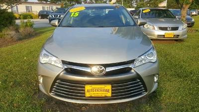 Used 2015 Toyota Camry LE