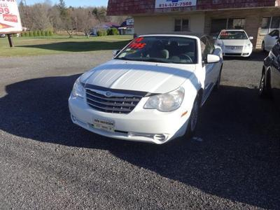 Used 2008 Chrysler Sebring Touring