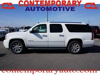 Used 2009 GMC Yukon XL 1500 Denali