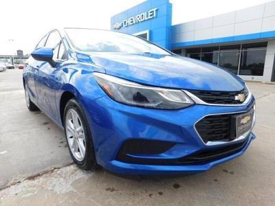New 2016 Chevrolet Cruze LT Automatic