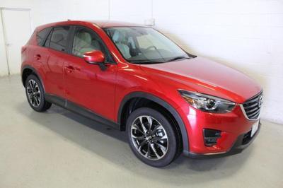 New 2016 Mazda CX-5 Grand Touring