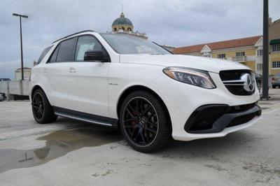 New 2018 Mercedes-Benz AMG GLE 63 S 4MATIC