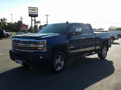 2015 Chevrolet Silverado 2500 High Country