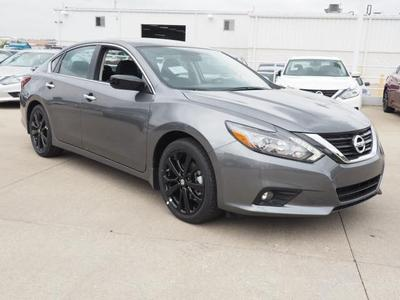 New 2017 Nissan Altima 2.5 SR
