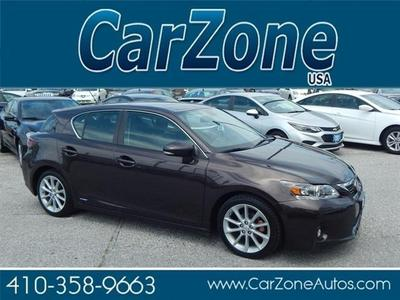 Used 2012 Lexus CT 200h Premium