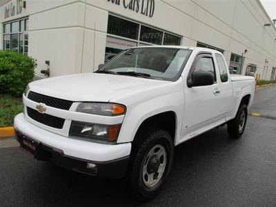 Used 2009 Chevrolet Colorado W/T Extended Cab