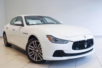 New 2017 Maserati Ghibli Base