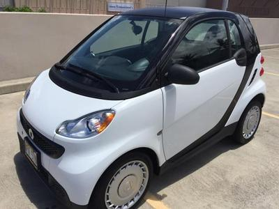 Used 2014 smart ForTwo Pure