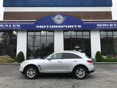 Used 2014 INFINITI QX70 Base