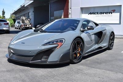 Used 2016 McLaren 675LT Base