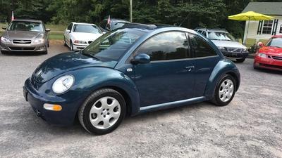 Used 2002 Volkswagen New Beetle GLS